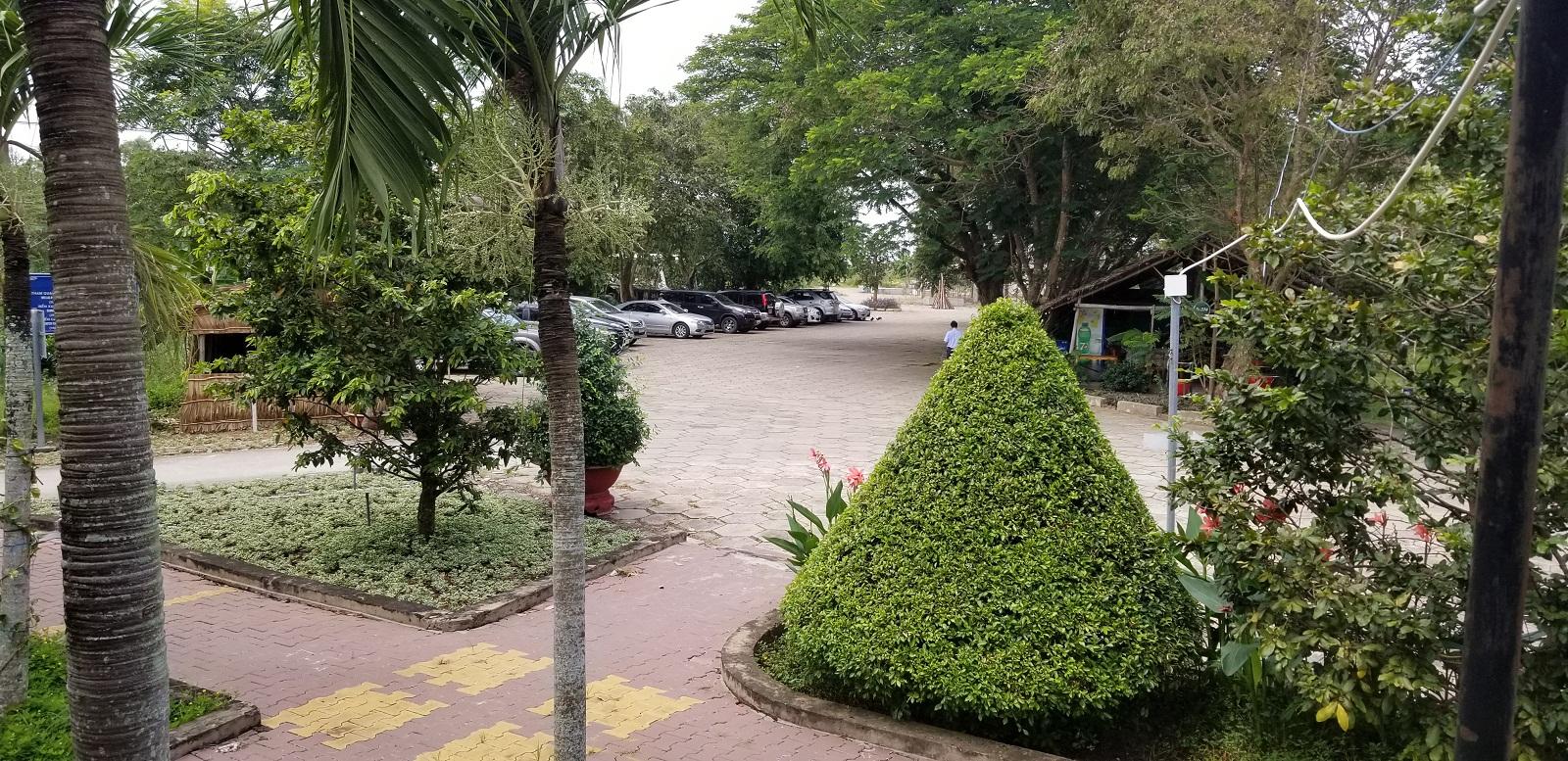 Bãi đậu xe ô tô & gắn máy ( chi tiết )