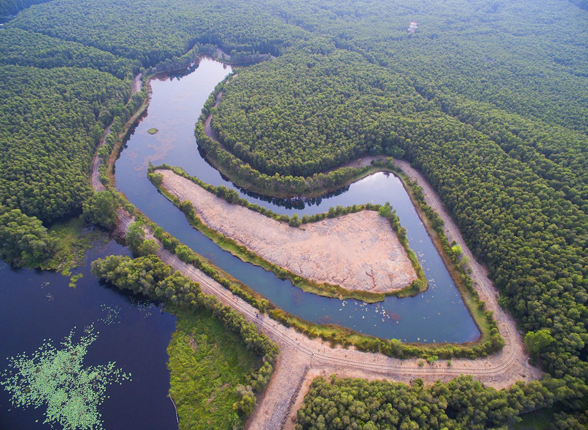 Hồ Bán Nguyệt ( chi tiết )
