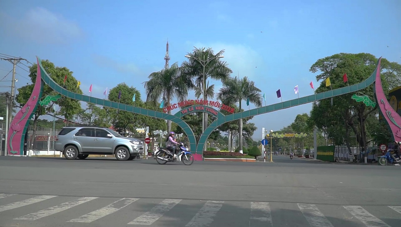 Thị Xã Kiến Tường